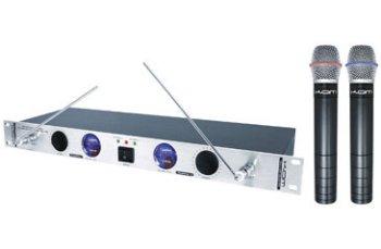 Microphone KAM Dual Wireless