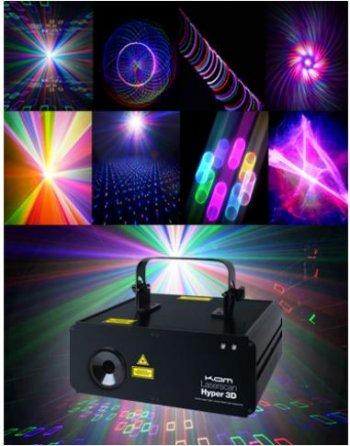 Laser Kam Hyper 3D