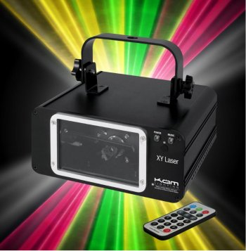 Laser Kam XY