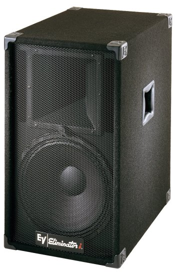 Speakers EV Eliminator Full Range 350 watt