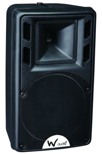 "Speakers Warrior PSR 15"" 350 watt"