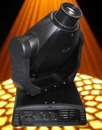 Moving Head Light Effect