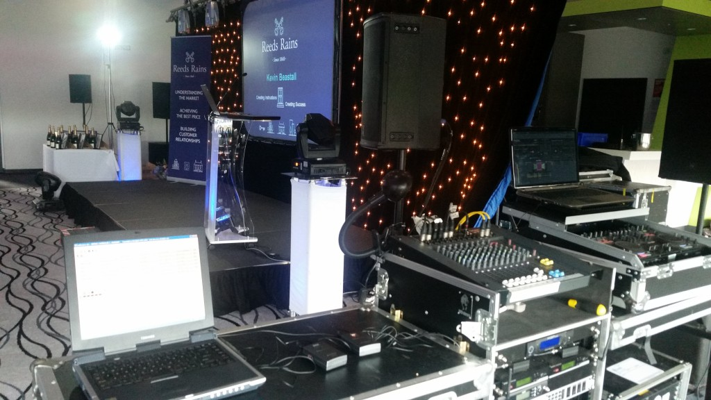 Conference to Bands to Parties we can supply your sound equipment for upto 500 guests. Sound desks, radio, lapel, gooseneck and hand held microphones, different powered and size speakers. Indoor and outdoor.