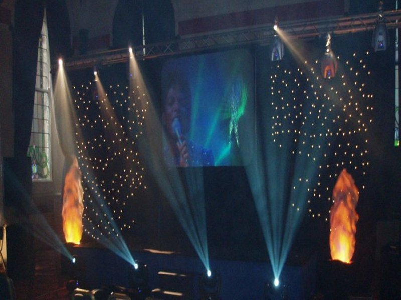 Lighting hire for large Corporate Events