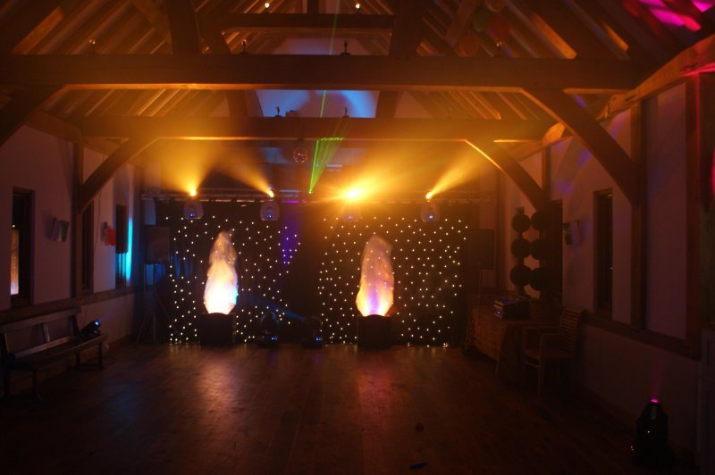 Lighting hire for conferences