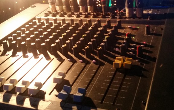Sound equipment hire for Corporate Events