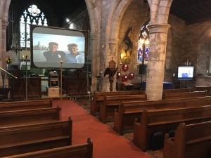 Church AV 3
