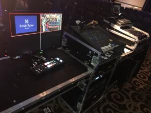 Sound Video set up